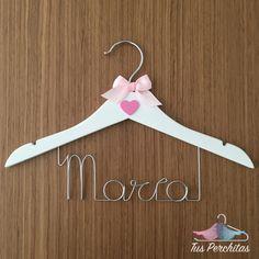 Clothes Hanger, Personalized Hangers, Coat Hanger, Clothes Hangers, Clothes Racks