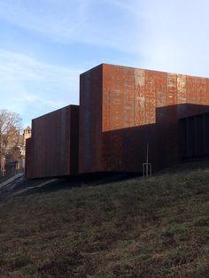 Musée Soulages par RCR Architectes, Rodez, France
