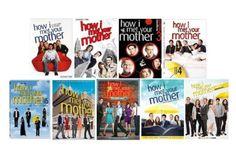 How I Met Your Mother Seasons 1-9 Complete Series DVD Set $89.99