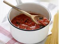 Napoletana pasta sauce