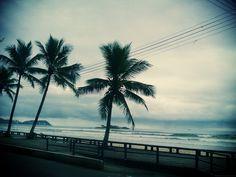 Guaruja - São Paulo / BRASIL Beach where I spent alot of time with family :)
