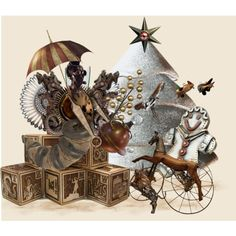 Steampunk:  Steampunk for the Winter Solstice.
