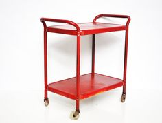 Vintage Utility Cart