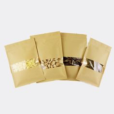 Candy Packaging, Paper Packaging, Jewelry Packaging, Pillos, Cheap Gift Bags, Kraft Bag, Browns Gifts, Wedding Candy, Brown Flats