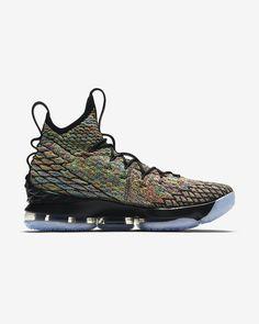 7343e440d0e3 Nike Lebron 15 Basketball Shoe - M 12   W 13.5