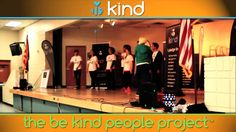 The Be Kind People Project Overview