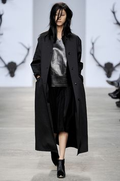 Trussardi - Fall 2013