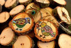 Handmade Wooden discs