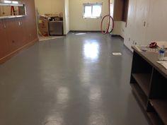 anti slip flooring for commercial kitchen Patio Flooring, Kitchen Flooring, Epoxy Floor, Tile Floor, Commercial Kitchen, Hardwood Floors, Golf, House, Ideas
