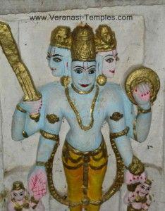 Ganga Keshav http://varanasi-temples.com/category/vishnu-temples/ganga-keshav/