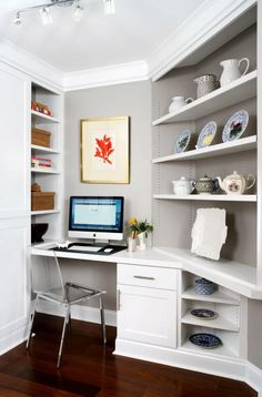 Small spaces can still feel spacious if you spend the time to bring in color, furniture and decor that really works for you.