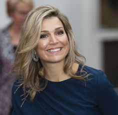 "Queen Maxima Photos - Queen maxima Of The Netherlands Attends ""Kracht On Tour"" Financial Support Workshops For Women In The Hague - Zimbio"