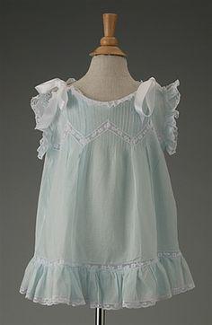 Heirloom dress