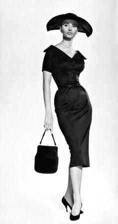 Sophia Loren 1957 Doug Braunstein Trend