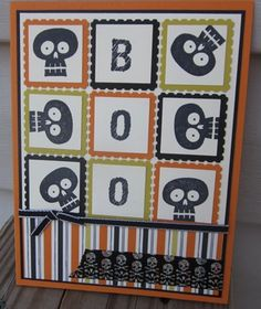 halloween stamps ups | ... ' Up! Halloween Hello, Halloween Bash, & Undefined Stamp Carving Kit
