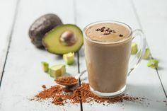 Chocolate Avocado Smoothie Recipe on Yummly. @yummly #recipe