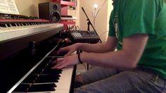 Fairytale (Shrek) [piano + synth]