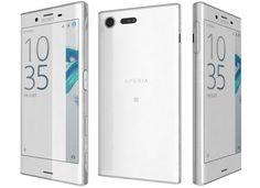 Sony Xperia X Compact White 3D Model .max .c4d .obj .3ds .fbx .lwo .stl @3DExport.com by JokerLD