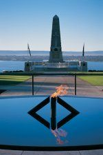 kings park - perth- war memorial