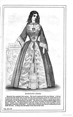 June 1858 Lady's Home Magazine