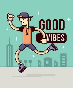 The good skaters - #GoodVibes