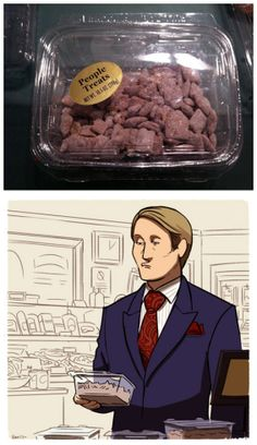 Get it, Hanni, you know you want it.