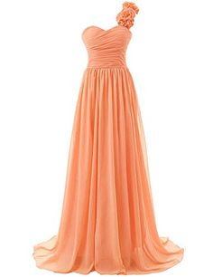 online shopping for JAEDEN One Shoulder Bridesmaid Dresses Long Chiffon Prom Dress Gown Pleat from top store. See new offer for JAEDEN One Shoulder Bridesmaid Dresses Long Chiffon Prom Dress Gown Pleat Halter Prom Dresses Long, One Shoulder Bridesmaid Dresses, Elegant Prom Dresses, Chiffon Evening Dresses, A Line Prom Dresses, Cheap Bridesmaid Dresses, Formal Dresses For Women, Dresses 2016, Prom Gowns