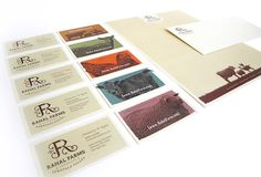 Anderson Design Group: Blog: New Branding Project: Rahal Farms