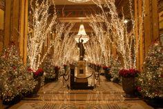#Holidays in #NOLA at The Roosevelt Hotel #WaldorfAstoria