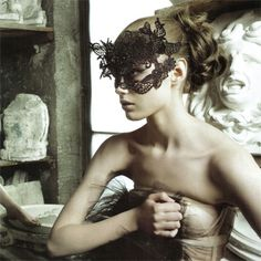 {a glamorous little side project}: {halloween inspiration: valentino haute couture}