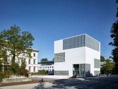 Unauffälliger Störenfried: NS-Dokumentationszentrum in München - DETAIL.de - das Architektur- und Bau-Portal
