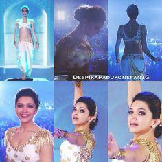 Deepika Padukone as Mohini