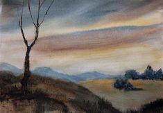 "Daily Paintworks - ""Early Evening Light"" - Original Fine Art for Sale - © Jean Lurssen"