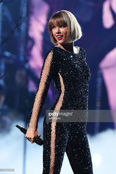 Recording artist Taylor Swift performs onstage during The 58th GRAMMY Awards at Staples Center on February 15, 2016 in Los Angeles, California.