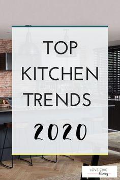 Home Decor Advice What are the hot kitchen trends for interior design Chec Smart Kitchen, Kitchen Tops, Kitchen Storage, Kitchen Cabinets, Classic Home Decor, Cute Home Decor, Fall Home Decor, Cheap Wall Decor, Cheap Home Decor
