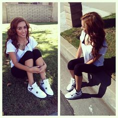 #sneakerhead #chickswithkicks