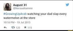 Image result for growing up arab