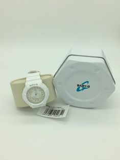 Casio Baby-G White Plastic Analog Quartz Watch Watches Usa, Baby G, Casio, Quartz Watch, Plastic, Store, Larger, Shop