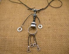 Handmade Industrial Hardware Jewelrys. The Ultimate Collection!! FREE SHIPPING WORLDWIDE!!!