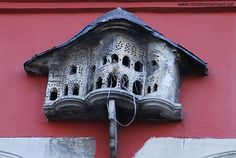 Bird Houses in Ottoman Architecture 23 Ottoman Empire, Bird Houses, Istanbul, Miniatures, Birds, Architecture, Pictures, Houses, Culture