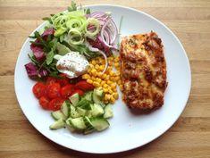 lindastuhaug - lidenskap for sunn mat og trening Fodmap Diet, Frisk, Food N, Cottage Cheese, Meal Planner, I Love Food, Cobb Salad, Healthy Lifestyle, Dinner Recipes