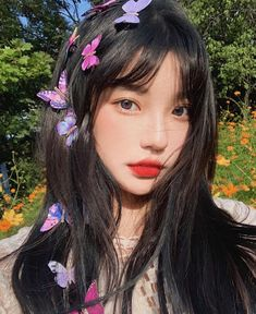 Find images and videos about aesthetic, korean and ulzzang on We Heart It - the app to get lost in what you love. Korean Beauty Girls, Pretty Korean Girls, Cute Korean Girl, Asian Beauty, Asian Girl, Asian Men, Pretty Girls, Korean Girl Photo, Korean Girl Fashion