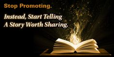 Start Telling a Story Worth Sharing I The Vision Room Seth Godin