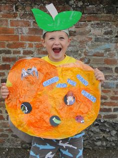 Image result for make a james and the giant peach costume