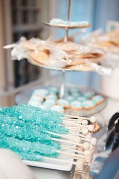 38 Ideas wedding table ideas blue beach themes for 2019 Blue Beach Wedding, Beach Wedding Reception, Seaside Wedding, Beach Wedding Favors, Wedding Table, Reception Table, Beach Weddings, Wedding Souvenir, Nautical Wedding