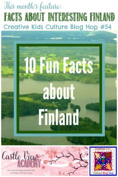 Fascinating facts about Finland, its nature and people. Read about song fighting, the maternity box, hearty rye bread and much more! Online Music Lessons, Music Lessons For Kids, Finland Facts, Finland Culture, Educational Activities, Travel Activities, Learning Activities, Activities For Kids, Facts For Kids