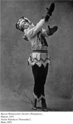 Loise Lane - Русские балеты Дягилева- Михаил Фокин