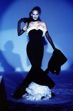 Thierry Mugler haute couture