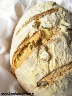 Pane di Semola di Grano Duro, miele e Olive