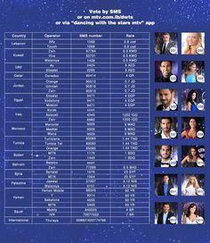 Vote for Arthur Murray Instructor on Dancing with the Stars Lebanon - Shareef Rabih Dancing with Lebanese singer Mikayella :- DS2